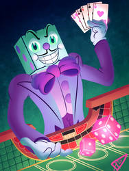 Mr. King Dice by ParadigmPizza