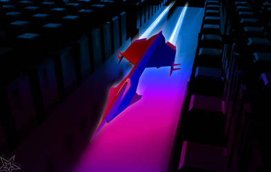 Neon Thrust by TDBK