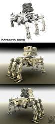 Pandora Echo -MECH- by TDBK