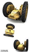 Architechs - Vehicle03 by TDBK