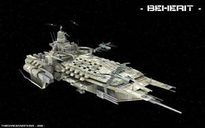 Beherit - Battlecruiser by TDBK