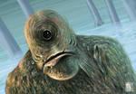 Creature Fella by muzski