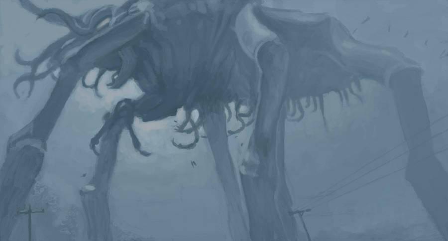 The Mist Movie Still By Muzski On Deviantart