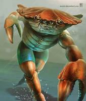 Crab Boy by muzski