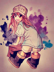 Platelet by Khanito