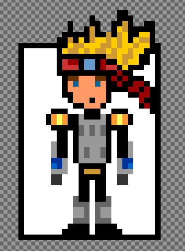 CaptainHeem [2nd Pixel Attempt] by Flavictus