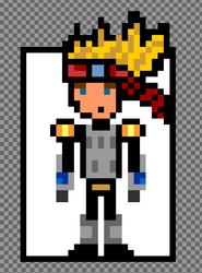 CaptainHeem [2nd Pixel Attempt] by Flavictus