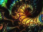 Caterpillar by Vamoura