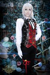 Ikki amnesia cosplay by Jiakidarkness