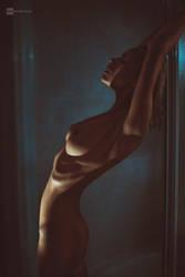 shower night by DanHecho
