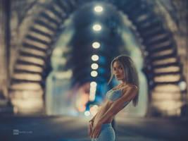Nadia by DanHecho