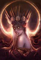 The Queen by AnatoFinnstark