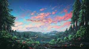 Dragon's Cloud by AnatoFinnstark