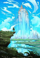 Zelda - A new adventure by AnatoFinnstark
