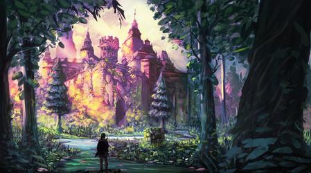 Zelda - The lost dungeon by AnatoFinnstark