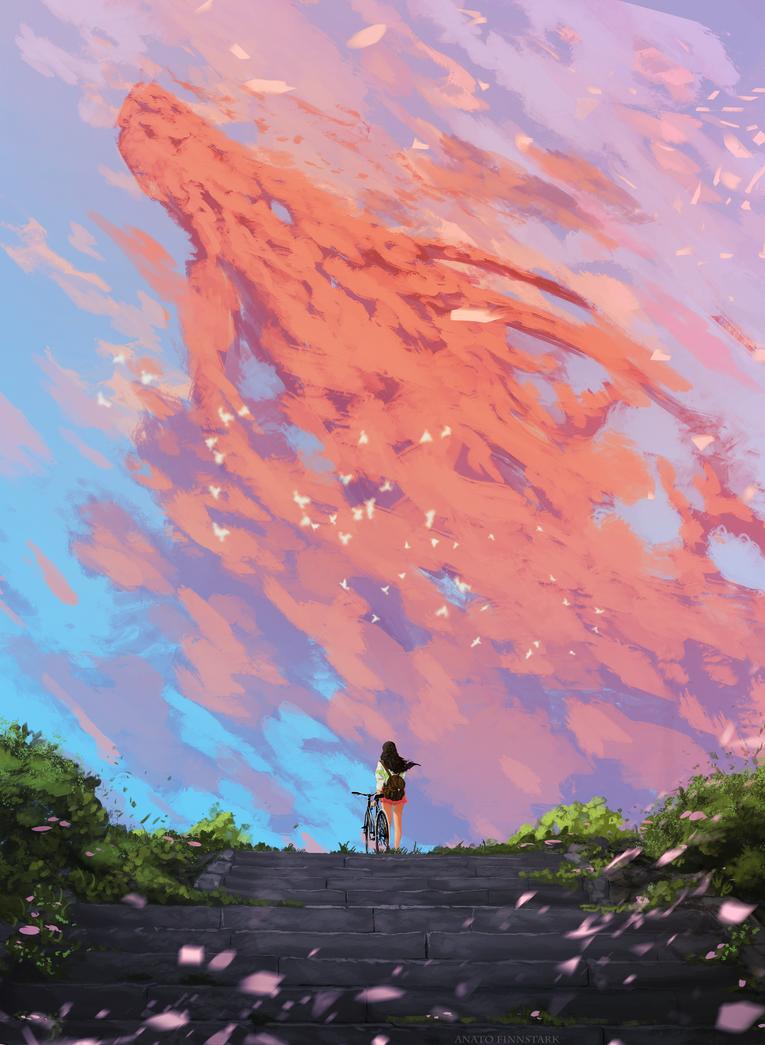 Remember, Chihiro... ( Spirited away) by AnatoFinnstark