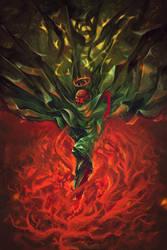 The punishment of King Gaiseric ( BERSERK ) by AnatoFinnstark
