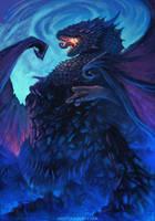 Dragon of the war of wrath ( LOTR ) by AnatoFinnstark