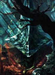 Fallen Abyss Watcher ( Dark souls 3 ) by AnatoFinnstark