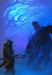 A new challenger ( dark souls ) by AnatoFinnstark