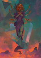 Penroth. Avatar of paradox by AnatoFinnstark