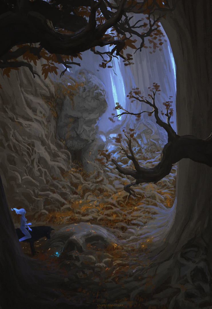 Strange Adventure : The philosopher's glade by AnatoFinnstark