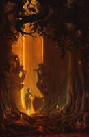 Strange Adventure : The sanctuary by AnatoFinnstark