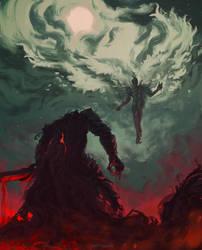 Time to release the beast ( Berserk ) by AnatoFinnstark