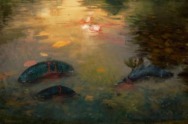 The little mermaid by AnatoFinnstark