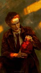 Constantine by AnatoFinnstark