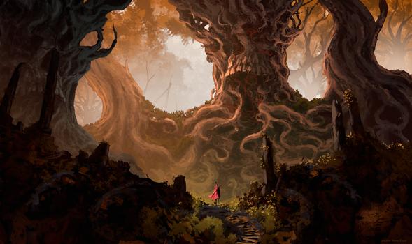 The king's journey : The vein by AnatoFinnstark
