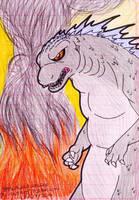 Let it burn...(2.0) by artistNJC
