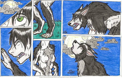 Werewolf Tf Strip by artistNJC