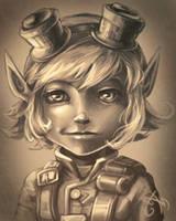 Mugshots - Tristana by scribblecloud