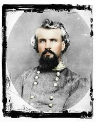 Nathan Bedford Forrest by ziegfeldfollies