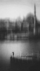 Exhaustion with Dreams by onurkorkmaz