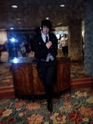 Anime usa 2013: black  butler by thexwierdxgroup