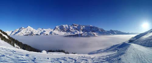 Lake Adelboden by phxch
