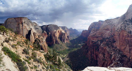 Angels Landing by phxch