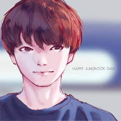 Happy Jungkook Day by crylica-kress