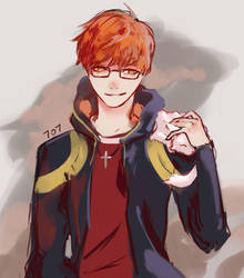 707 is new ambulance number by crylica-kress