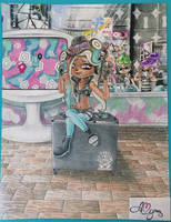 An Off The Hook Shellfie by AmyRosers