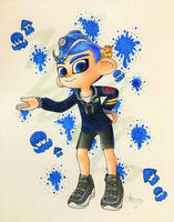 .:*My octo boi*:. by AmyRosers