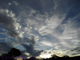 Daydream the Sunset by PixiDixiChik