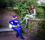 Batgirl's Watching You! by DrisanaRM