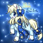MLP OC - Star Seeker by Starry-Stellary