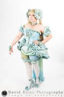 Romantic Jewel Aquamarine by Korinchan