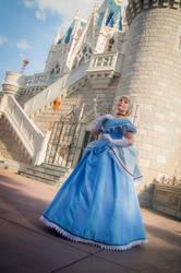 Cinderella by Korinchan