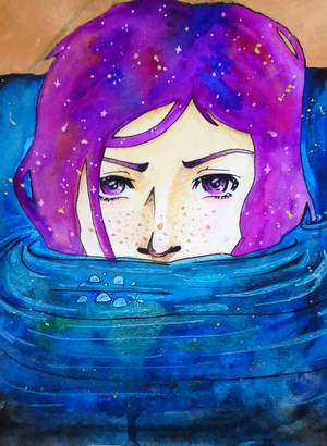 Mermaid by Gyuufun