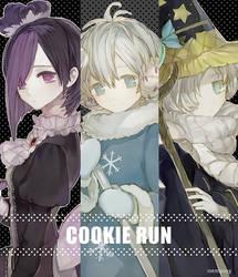cookie run by Memipong
